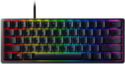 teclado mecánico Razer Hutsman Mini Red