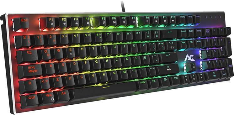 teclado mecánico barato