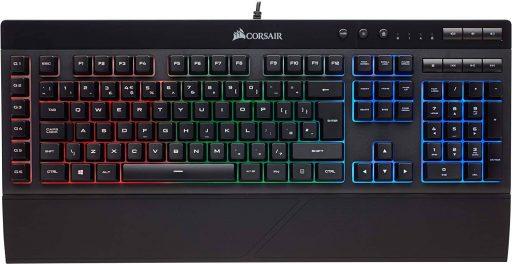 teclado mecánico Corsair K55