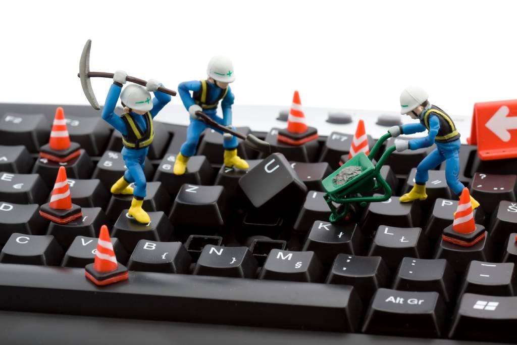 reparar teclado mecánico