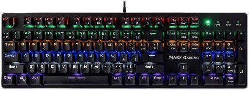 teclado MK4BR
