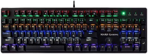 Mars Gaming MK4R
