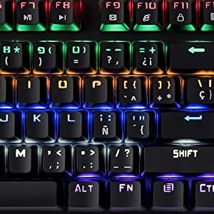 Mars Gaming MK4R teclado